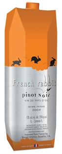 French Rabbit Pinot Noir 2014 1.00l - Case of 10